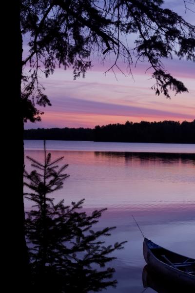 Sunset Chippewa Flowage - Daniel Fuhrman