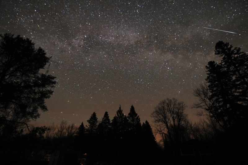 East Fork Resort - Chippewa River - MilkyWay - Daniel Fuhrman