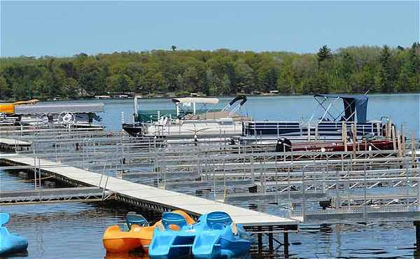Pats Landing Docks