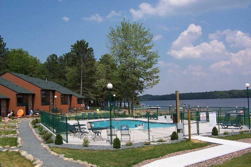 Pat's Landing  Swimming Pool