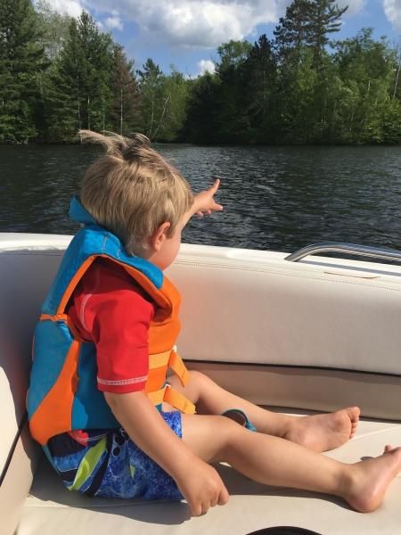 Kyler Boating