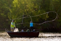 Eric & Amy Butler Fishing The Championship