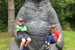 Brothers at Bear