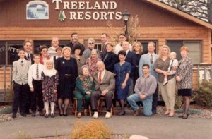 Treland Family Hayward Wisconsin