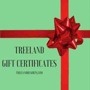 Treeland Gift Certificate