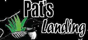 Pats Landing Logo image