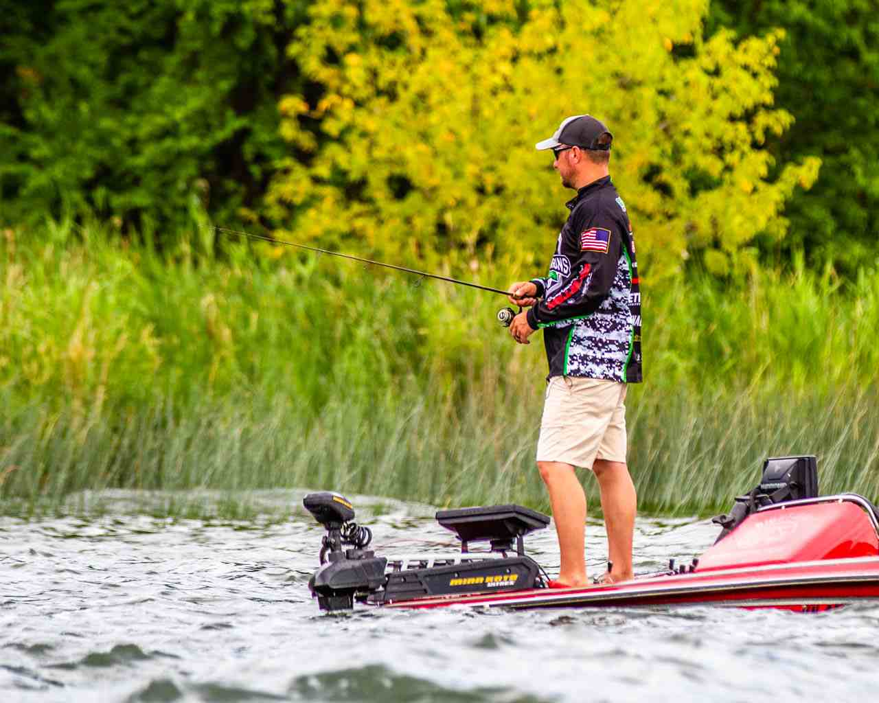 Treeland Resorts To Host The Champions Tour Classic Bass Tournament!