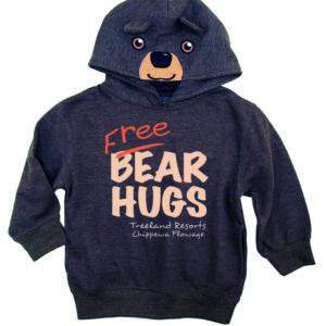 Kids FREE Bear Hugs Sweatshirt