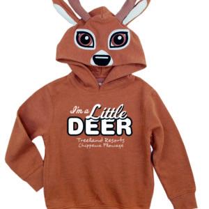 "Kids ""I'm A Little Deer Sweatshirt"