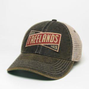 Black Old Favorite Hat