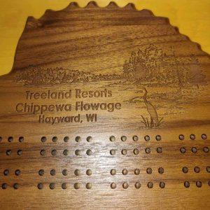 Cribbage Board