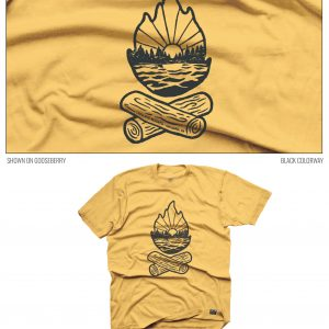 Gooseberry Bonfire Legend Tee