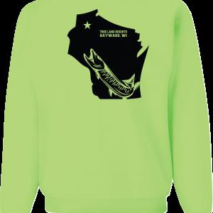 Hayward Musky Neon Crew Neck Sweatshirt