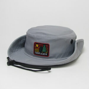 Shark Grey Cool Fit Boonie Bucket Hat