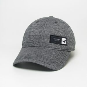 Performance Grey Cool Fit Adjustable Hat